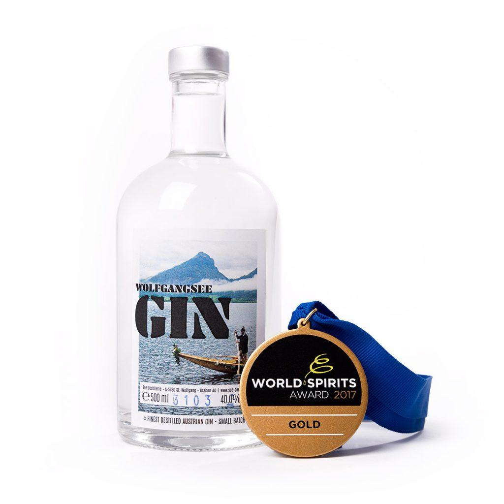 Wolfgangsee-Gin