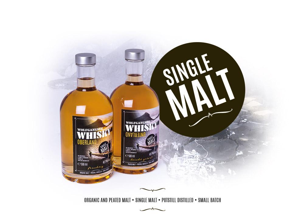 Whisky aus der SEE-DESTILLERIE®