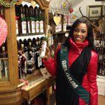 Miss Worlds zu Besuch in der St. Wolfganger Klosterkellerei